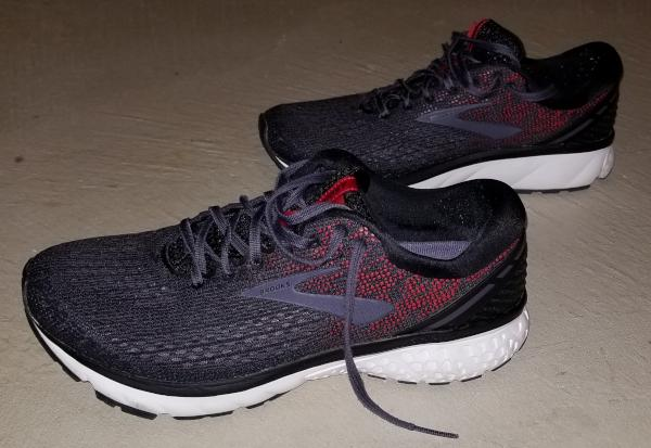 Only $107 + Review of Brooks Ghost 11