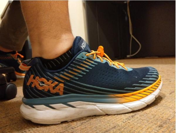 ... pairs of Hoka s to friends and family members this past Christmas. I  also grabbed a pair of Clifton 4 7b9732d8fa1