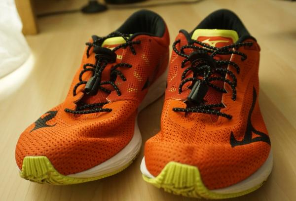 Only $64 + Review of Mizuno Wave Sonic