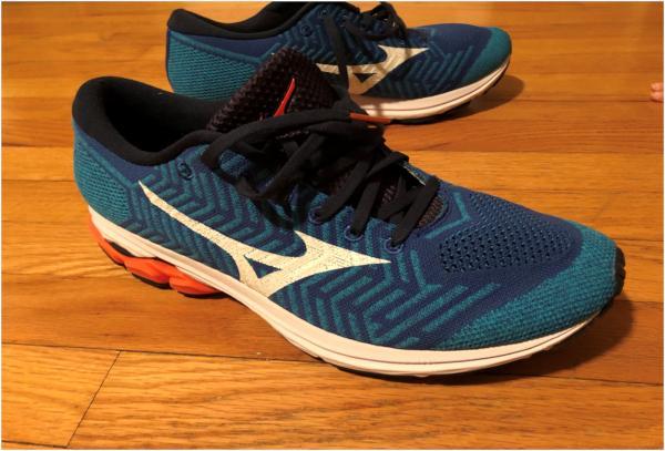 mizuno women's waveknit r2 running shoe
