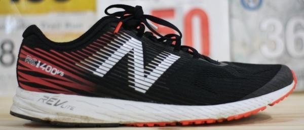 $100 + Review of New Balance 1400 v5