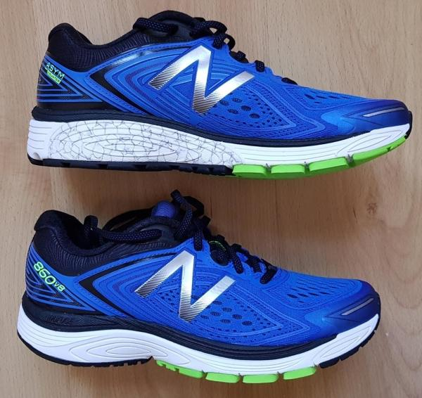 Only $34 + Review of New Balance 860 v8