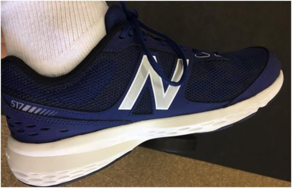 Only $40 + Review of New Balance 517
