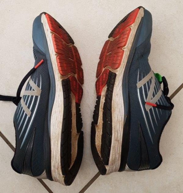 Review of New Balance 880 v8