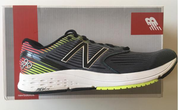 f1d06a5f2e85 Upper   fit. The 890 has a roomier fitting than others in the New Balance  ...