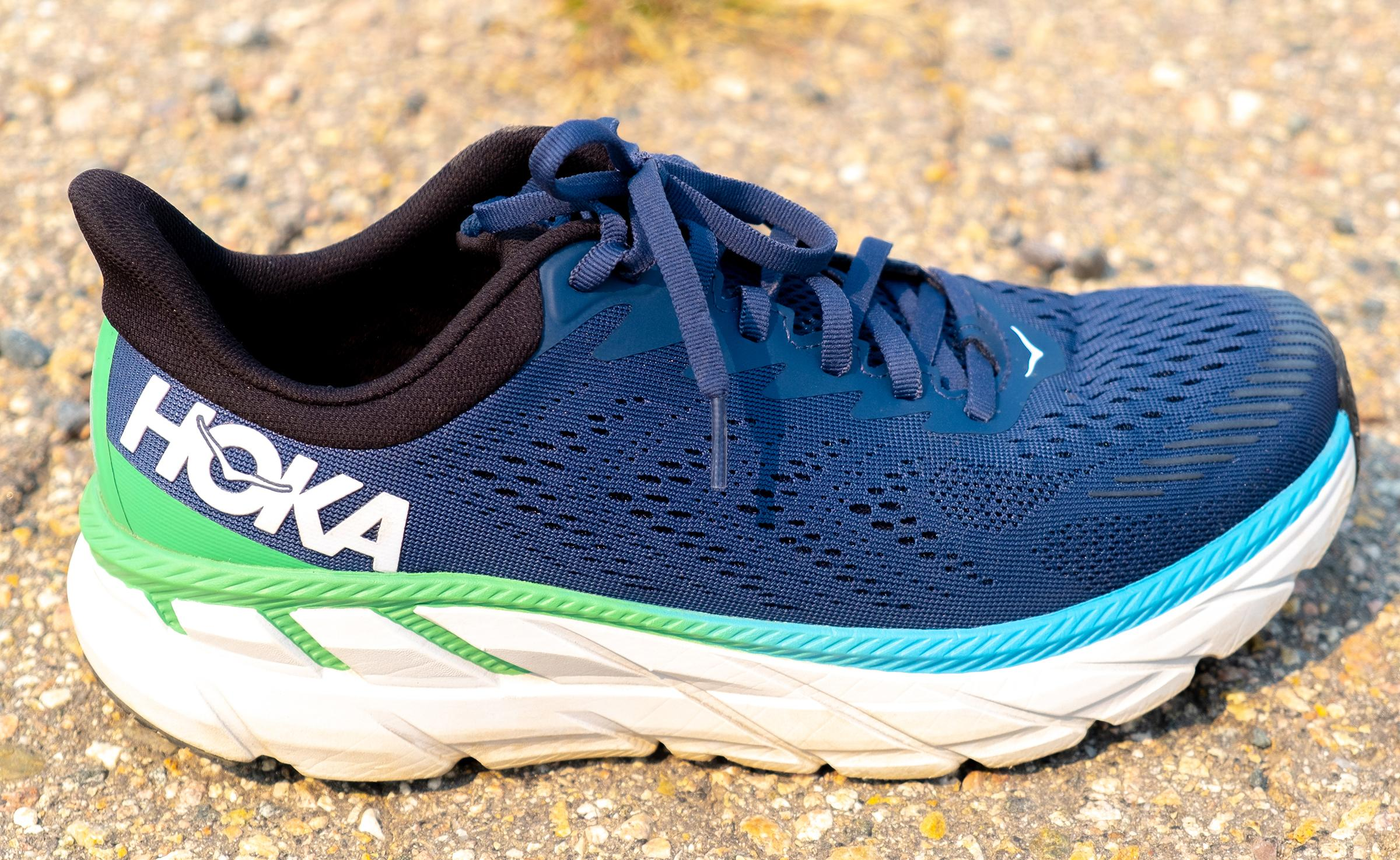 $130 + Review of Hoka One One Clifton 7