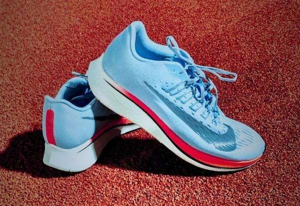 super popular 4b306 610b6 Upper. The Zoom Fly ...