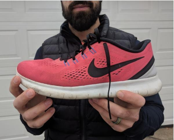 My love for the brand over the years lead me to the Nike Free RN upon its  release 296e97d471296