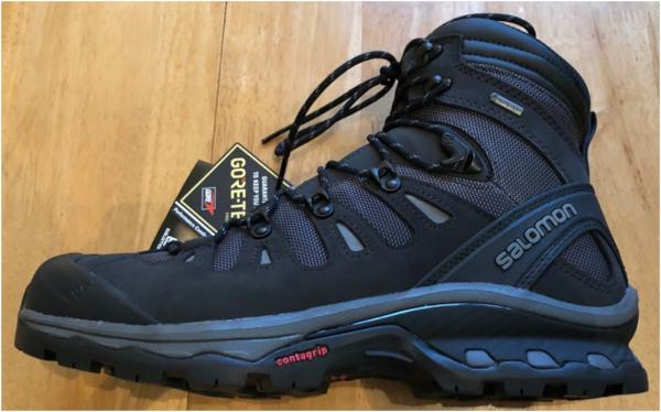 Salomon Quest Prime GTX Men's Walking Boots