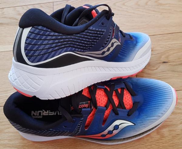 Only $57 + Review of Saucony Ride ISO