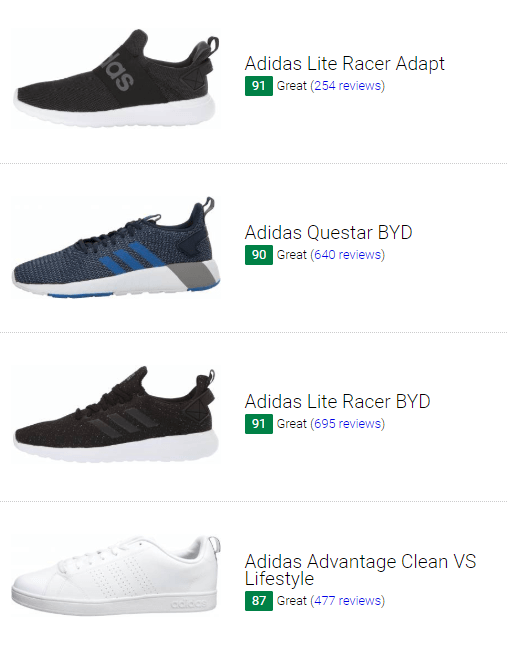 best adidas neo sneakers