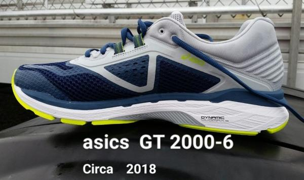 difference between asics models pictures