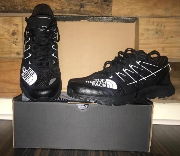 345a8b5881a0e Ultra Endurance Required  A Review of The North Face Ultra Endurance II Running  Shoe