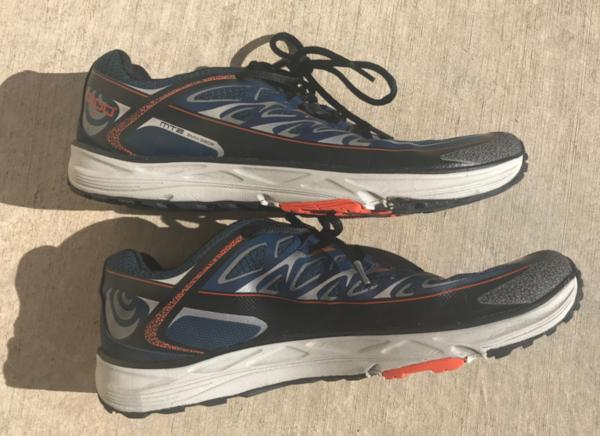 $129 + Review of Topo Athletic MT-2