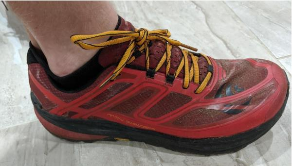 Review of Topo Athletic MTN Racer