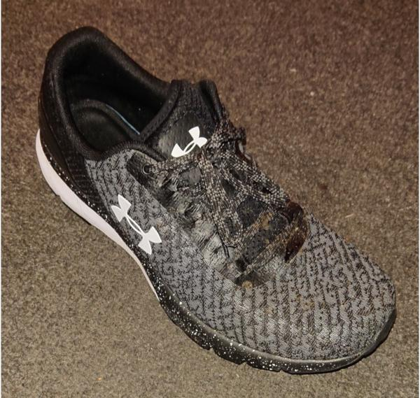Review of Under Armour Charged Escape 2