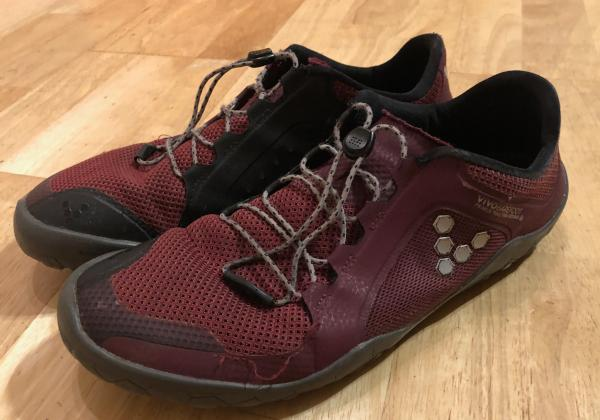 52d38563ec0e The Vivobarefoot Primus Trail FG is my first experience with a minimalist  trail running shoe