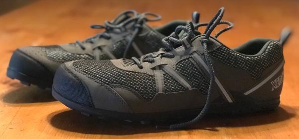 $105 + Review of Xero Shoes TerraFlex
