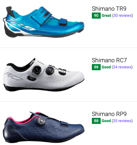 best shimano cycling shoes