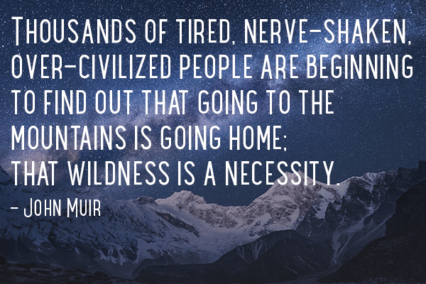 114 of the Best Hiking and Adventure Quotes of All Time