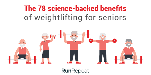 78 Science Backed Benefits of Weightlifting for Seniors