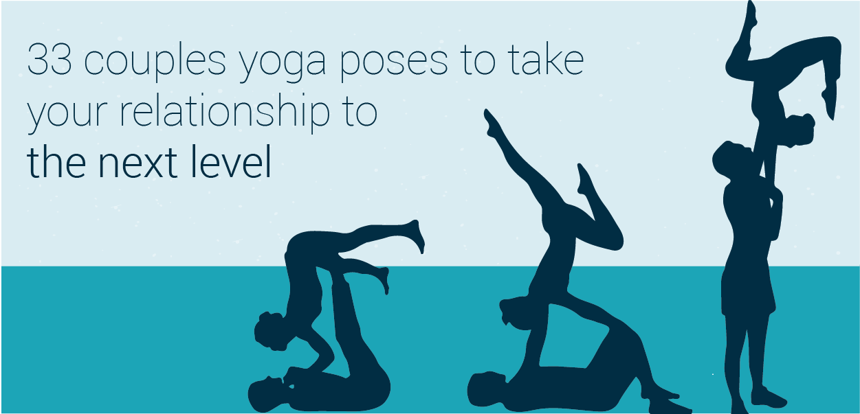 33 Couples Yoga Poses to Take Your Relationship to the Next Level