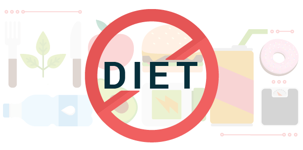 why you shouldn't diet