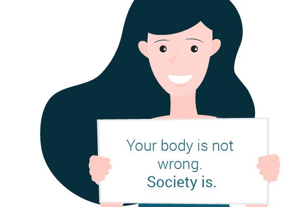 society is wrong