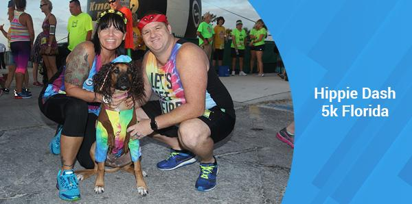 Hippie Dash 5k Florida