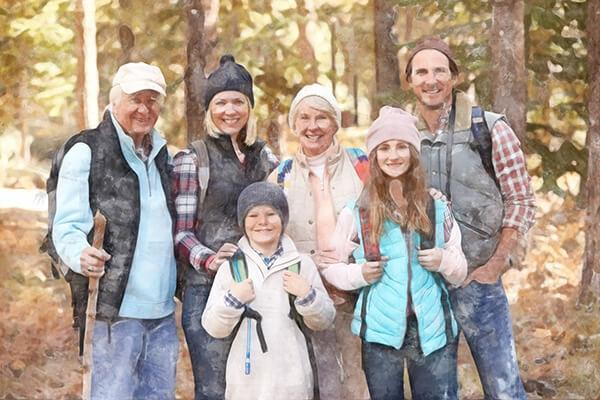 hiking-with-family