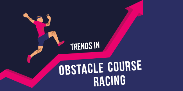 Fun in the mud - trends in obstacle course racing