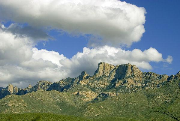 Santa-Catalina-Mountains