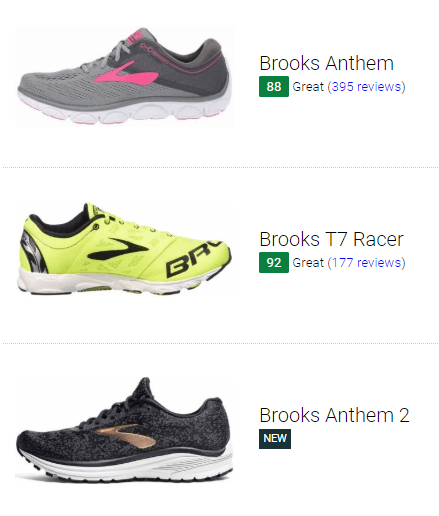 best cheap brooks running shoes