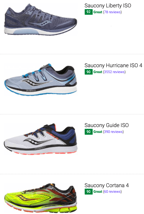 30+ Best Saucony Stability Running Shoes (Buyer's Guide