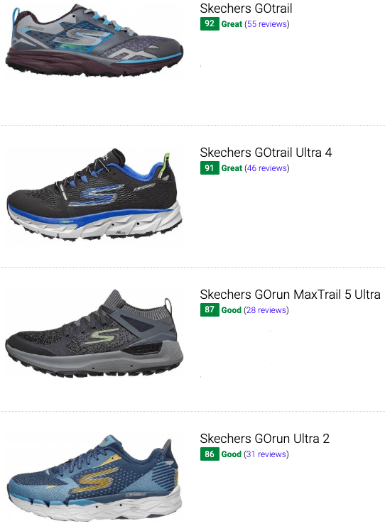 skechers shoes quality