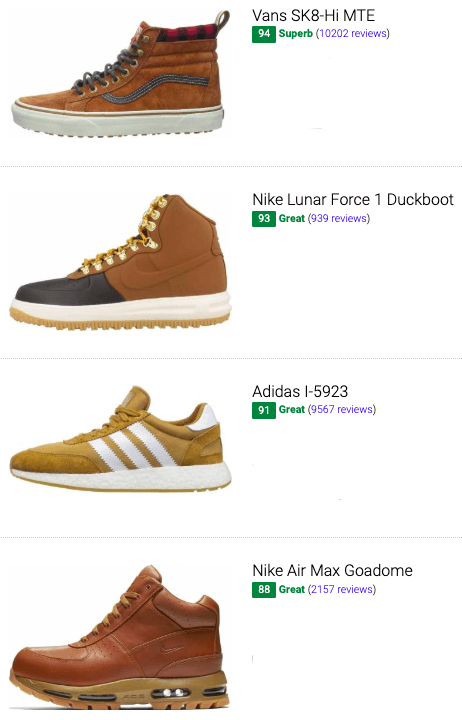 30+ Best Brown Sneakers (Buyer's Guide) | RunRepeat