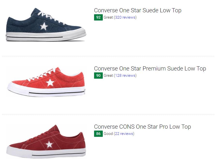 Converse skate sneakers