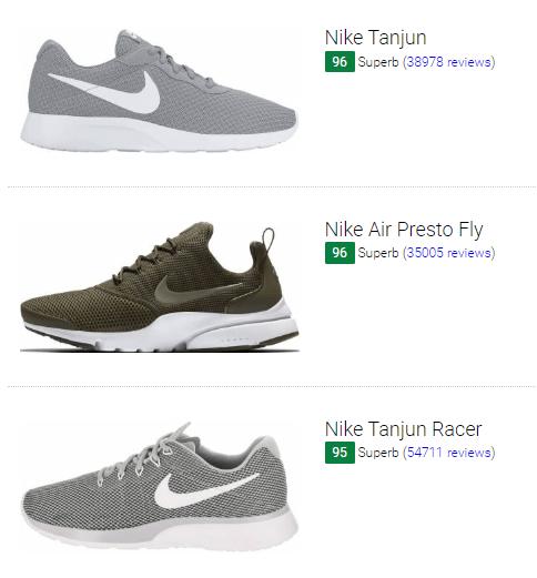 Grey Nike Sneakers