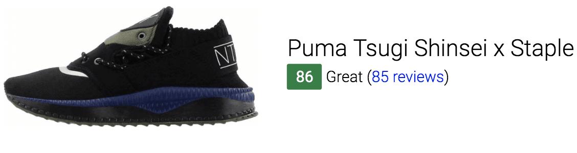 Best Staple Sneakers