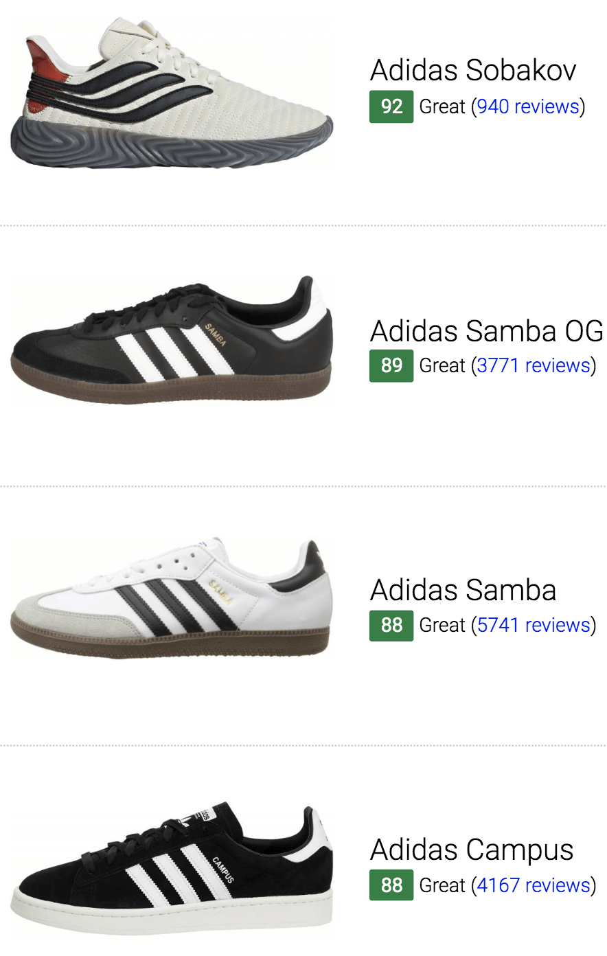 Save 45% on Football Sneakers (42