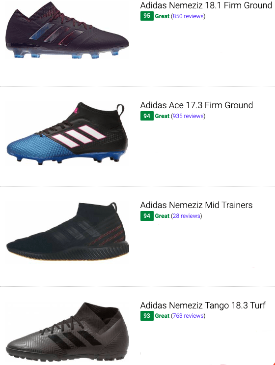 best adidas mid top soccer cleats