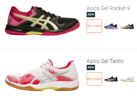 Best Asics volleyball shoes