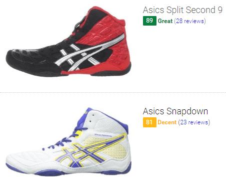 Best Asics wrestling shoes