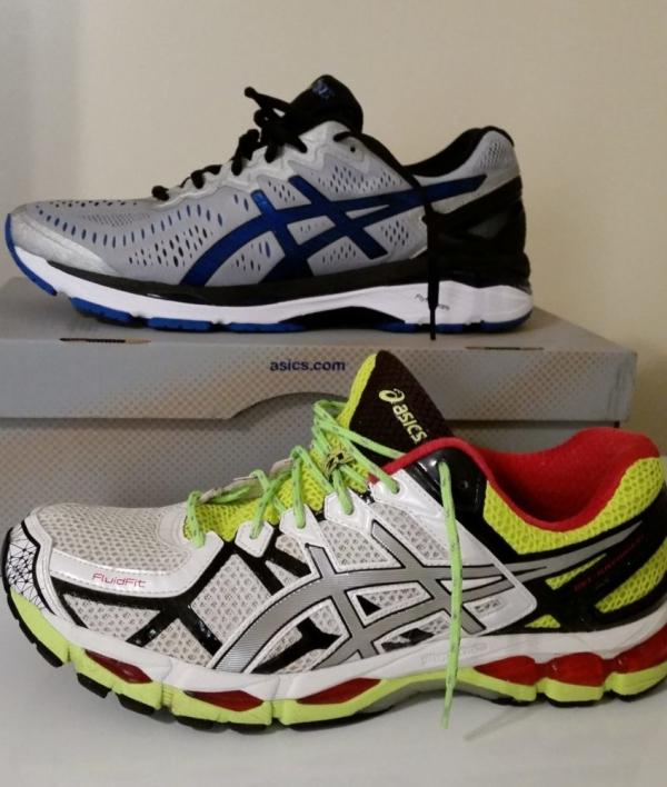 Asics Kayano 21 Vs 24 YREISE