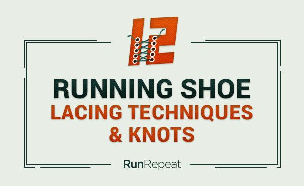 Top 12 Running Shoe Lacing Techniques and Knots (Infographic)