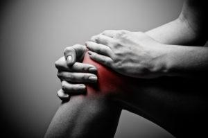 running knee injury