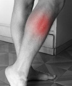 running shin injury