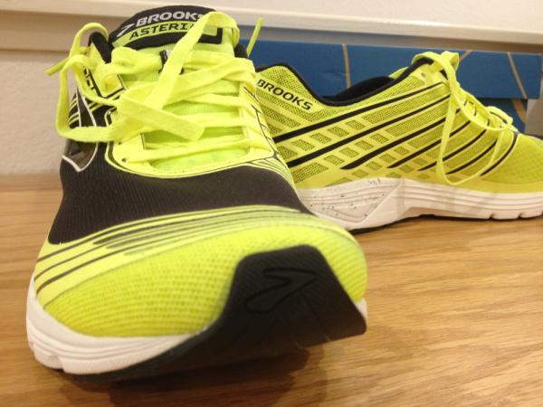 Review of Saucony Fastwitch and Brooks Racer ST 5 » Believe